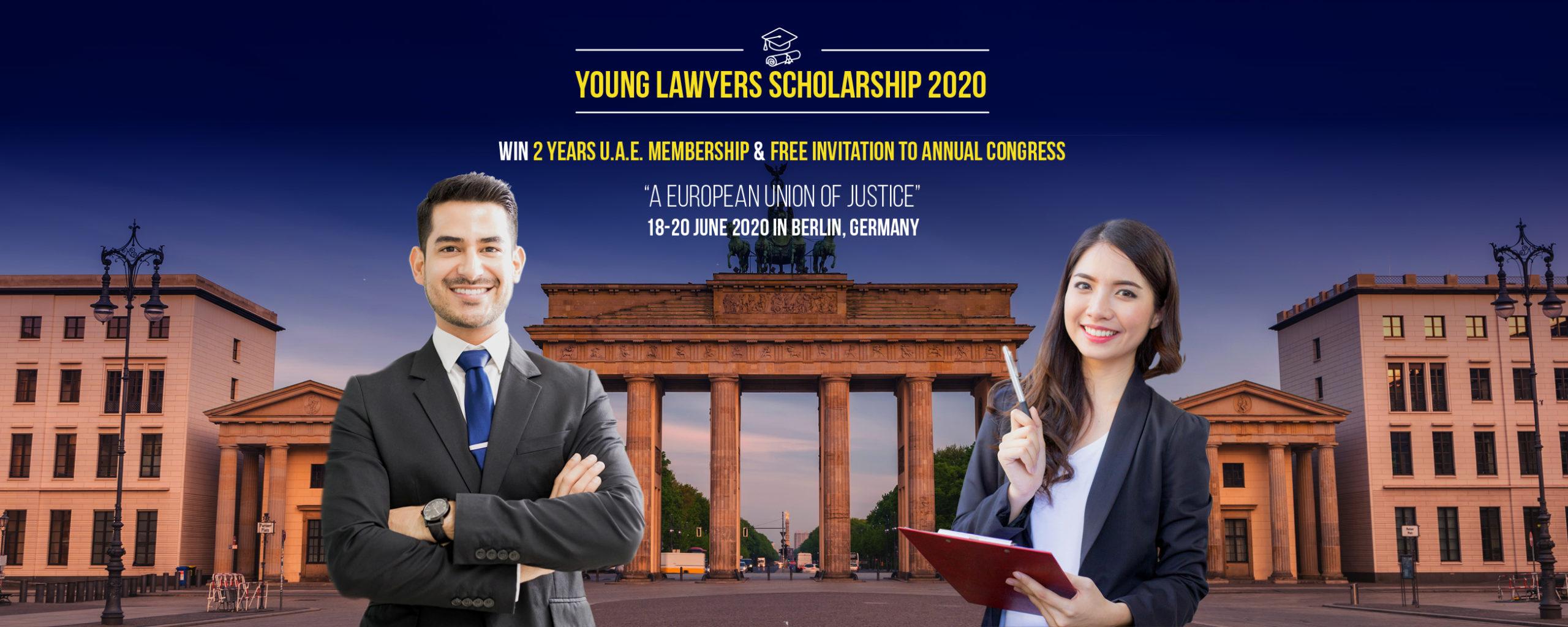 Scholarship 2020 (U.A.E.)